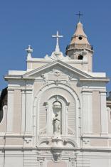 Church of Saint Ferreol les Augustins in Marseille, France.