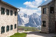 Mountain lodge Schlernhaus