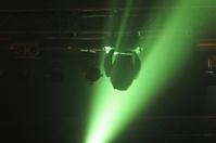 Lighting Equipment on Club Concert