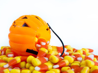 candy corn fall halloween background stock vector freeimages com
