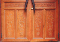 Icelandic door
