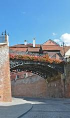 Bridge of Lies from Sibiu city