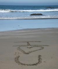 I Love You - Sand Script