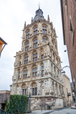 colony town hall tower