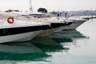 floating luxury