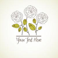 Flower Design Template