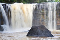 Tat ton waterfall, Thailand