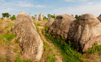 Stone henge in Thailand