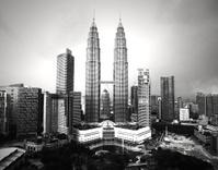 The Twin Petronas Towers, Malaysia
