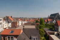 Brussels roofs. Belgium