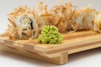 Sushi roll bonito