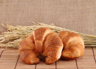 morning croissants