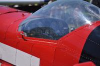 red aeroplane