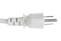 Power Plug isolated on white background