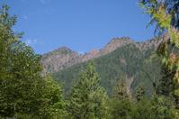 mountain range Washington State