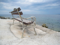 bench at the sea