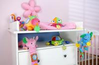 Baby Toys In Nursery Room
