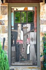 Whimsical Doorway