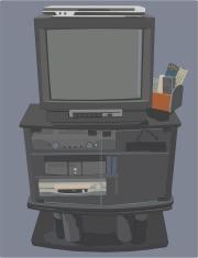 TV set furniture