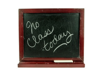No Class Today