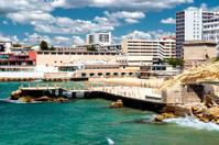 Marseille coast