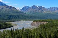 Trapper Creek area, Alaska