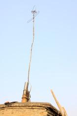 simple TV signal receiver