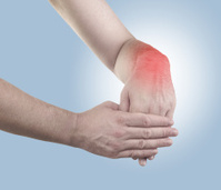 Pain in a man wrist
