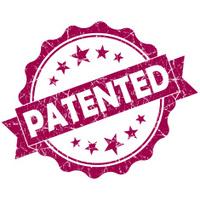 patented pink round seal