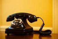 faux vintage phone