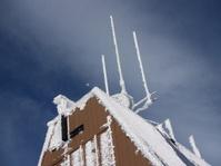 Frozen Radio Tower