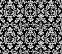 Damask textile/wallpaper seamless pattern