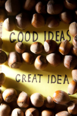 Good ideas.