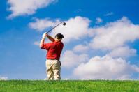 golfer red
