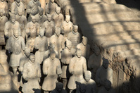 Terracotta Warriors in Xi'an, China