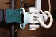 Chest X-ray machine