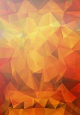 Abstract polygon.