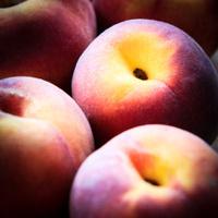 Peach macro