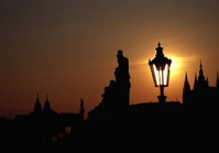 Glowing Prague
