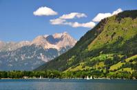 Zeller See in Austria
