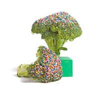 Sprinkled Broccoli