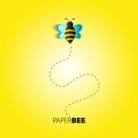 paper bee