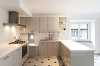 Interior, small apartment