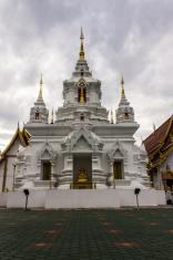 Chedi in Wat Kongkaw