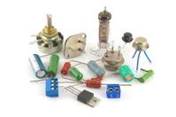 Old electonics components