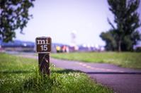 Mile 15 Marker