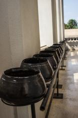 Monk's alms bowl