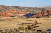 Red Mountain arroyo