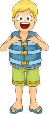 Life Vest Boy