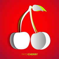 Paper cherry